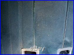 Front Bench Seat Bottom Frame Cover Dark Blue G Body Foam 78-88 87