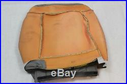 GENUINE GM Leather Front LH or RH SPLIT BENCH SEAT BACK Cover 96-00 C1500 K1500