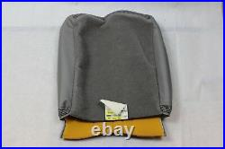 GENUINE GM RH Pass Lower Split Bench Seat Back Cover 95-00 C1500 K1500 2500 GRAY