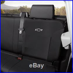Genuine GM Seat Cover Rear Bench WithArmrest 23443857