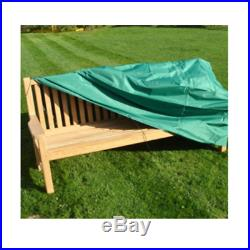 HEAVY DUTY GARDEN 3 SEATER BENCH SEAT COVER, WATERPROOF OUTDOOR Cover