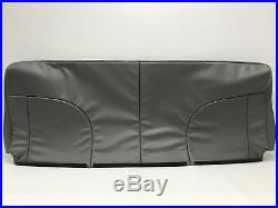 Brilliant International 4300 Bench Seat Cover Bottom And Backrest Evergreenethics Interior Chair Design Evergreenethicsorg
