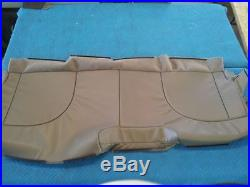 International 4300 Bench Seat Replacement Cover- Bottom-Grey Vinyl