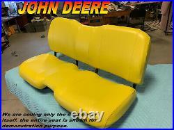 John Deere Gator Bench Seat Cover XUV HPX 625i 825i 855D 855D S4 Diesel 864A