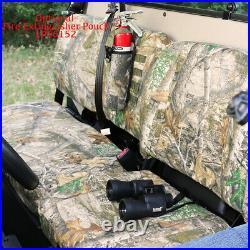 John Deere Heavy Duty Camo Bench Seat Cover for XUV835/XUV865 LP68420