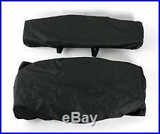Kawasaki Mule 2500 3000 Utv Black Bench Seat Covers 2510 3010