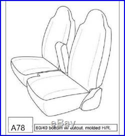 MD 98 2003 Front High Back 60/40 Split Bench Seat Cover for Ford Ranger A78