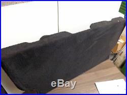 Mercedes Sl R129 Sl500 Sl280 Rear Parcel Seat Bench Shelf Cover