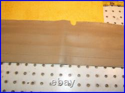 Mercedes W124 87-96 Wagon 300TE, TD, 320W rear Tex bench PARCHMENT Lower 1 Cover