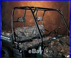 Moose Racing MUDPR-114 Bench and Bucket Seat Cover Mossy Oak Break-Up