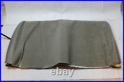 NEW GENUINE GM 3rd 4th Row Bench Seat Back Cover Pewter EXPRESS SAVANA 12479695