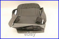 NEW OEM Ford Driver Front Seat Back Cover Gray Cloth JC3Z-2564417-CA F-150 15-17