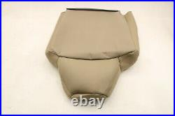 NEW OEM Ford Driver Seat Back Cover Pebble Cloth 5C3Z2564417KAC F250 F350 05-07