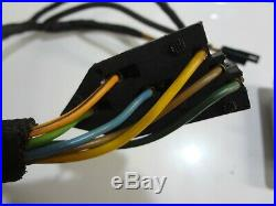 NICE ORIGINAL GM 6-WAY POWER BUCKET BENCH SEAT TRACK CONTROL SWITCH With HARNESS