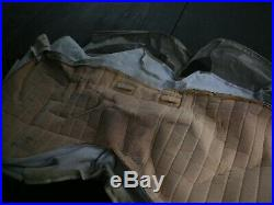 NOS 1981 Chevy Malibu Front Seat Cover Bench Seat