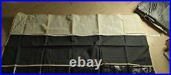 NOS Vintage 1950s 1960's bench seat covers Chevy Plymouth Cadillac ect
