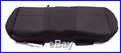 New OEM 2013-2015 Mazda CX-5 Rear Bench Lower Black Cloth Seat Cover 60/40 Split