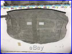 Nos 88 89 90 91 92 93 94 Chevy S10 Blazer Rear Bench Seat Cover Gray 12542751