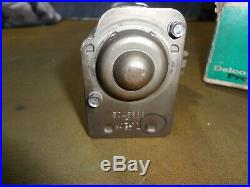Nos Chevelle Impala Cadillac Gm 6-way Power Bench Seat Track Motor Very Strong