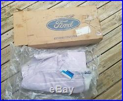 Nos Ford 1980-86 Truck & Bronco Truck Bench Seat Cover Red Bottom Only