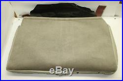 OEM 15-17 CADILLAC ESCALADE ESV 2nd Row 60/40 Bench SEAT Cover Shale Tan Leather