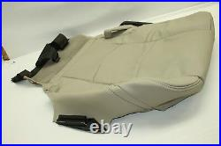 OEM 15-17 CADILLAC ESCALADE ESV Leather 2nd Row 40% Bench SEAT Cover Shale Tan