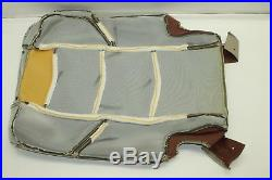 OEM 15-17 CADILLAC ESCALADE ESV Leather 2nd Row 60/40 Bench SEAT Cover Shale Tan