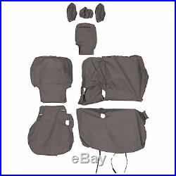OEM 2019 Subaru Ascent Second Row Bench Seat Cover Polyester NEW F411SXC000
