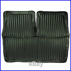 PUI 1973 Plymouth Duster/Dart Sport Black Front Bench Seat Cover 73KSD10B