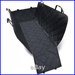 Pet Hammock Car Seat Cover SUV Rear Bench Protector Mat Waterproof for Dog & Cat