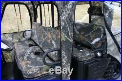 Polaris Ranger Crew Fullsize 2010-2014 Custom Made UTV Bench Seat Cover Set