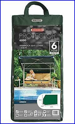 Protector 6000 Dark Green 3 Seat Hammock Cover Green, C505