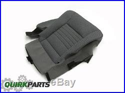Ram 2500 3500 40/20/40 Split Bench Seat Left Drivers Bottom Cover Oem New Mopar