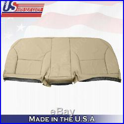 Rear Bench Bottom Perforated Leather Cover For'2002 To 2006' Lexus ES300- ES330