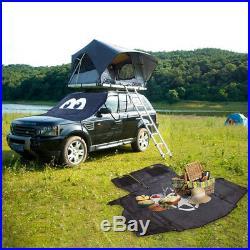 Rear Bench Seat Cover Pet Cargo Liner Dog Hammock Mat For Jeep Wrangler JK 4Door