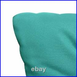 Replacement Seat Cushion Padded for Garden Bench Swing Chair Patio Outdoor Cover