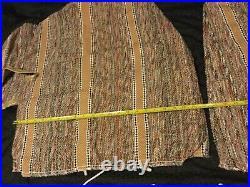 Ruff Tuff Saddle Tan Blanket Seat Cover Split Bench Seat