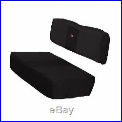SEAT COVERS for 2015+ KAWASAKI MULE PRO-DXT & PRO-FXT & EPS & LE Bench Black