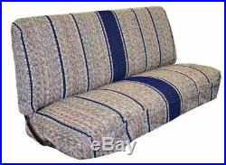 Saddle Blanket Bench Full Size Seat Cover Fits Ford Chevrolet Dodge Pickup Truck