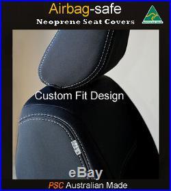 Seat Cover 2004-Now Mercedes Vito Van Front Bench Bucket Combo Premium Neoprene