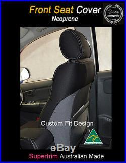 Seat Cover Front Bucket + Bench RENAULT MASTER 100% Waterproof Premium Neoprene