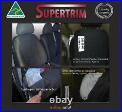 Seat Cover Mercedes-Benz Vito Front Bench Bucket (FB+MP) Premium Neoprene