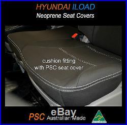 Seat Cover Mercedes Sprinter Van Front Bench Bucket Combo Premium Neoprene