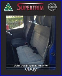 Seat Cover VW Volkswagen Transporter Front Bench Bucket Combo Premium Neoprene
