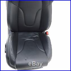 Seat front Right Audi R8 422 42 Soul black N3Q/JN 36708 km