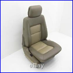 Seat front Right Mercedes S-Class Coupe C140 SEC/CL mushroom