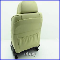 Seat front left BMW X5 E70 electric seat heating CHAMPAGNE ZACM