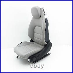 Seat front left Mercedes Benz E-CLASS Coupe C207 01.09- leathersitz