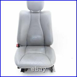 Seat front left Mercedes S-Class W220 ventilation Nappa Degree 518