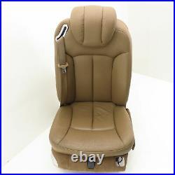 Seat front right Maybach 57 Havannabeige Massage